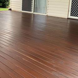 Timber Deck Rejuvenation